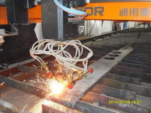 Gas Beveling Cutting pictures & photos