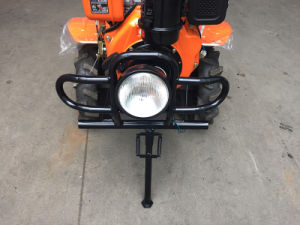 Mini Diesel Tiller with Light pictures & photos