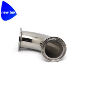 DIN Standard Sanitary Fitting Clamp 180 Degree Return Bend pictures & photos