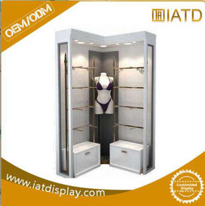 Custom Clothes Display Stand/Showcase for Female Clothes Shop pictures & photos