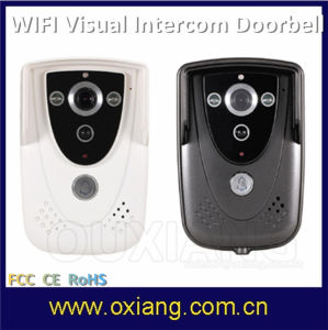 Home Security Video Door Phone Real Time Watching and Listening WiFi Doorphone pictures & photos
