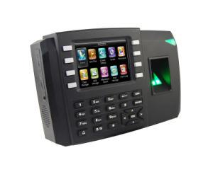 Fingerprint Time Attendance & Access Control (TFT600-II) pictures & photos