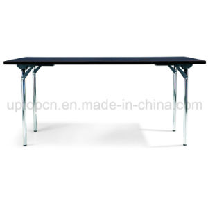 Commercial Stacking Square Bar Table Foldable Bar Table (SP-FT403) pictures & photos