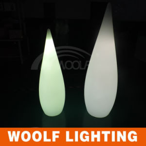 Rechargeable Water-Drop Decoration Cute Lamp pictures & photos
