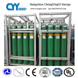 Offshore Oxygen Nitrogen Carbon Dioxide Gas Cylinder Rack pictures & photos