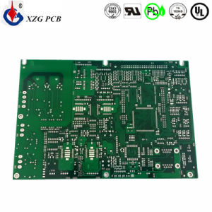 4layers Imersion AG PCB Board for Telecom pictures & photos