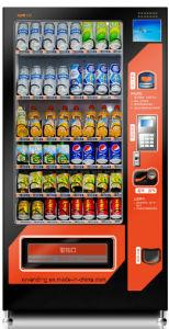 Medium Glass Front Combo Vending Machine (4000) pictures & photos