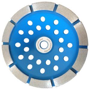 Sintered Diamond Cup Wheel 4′′ Single Row