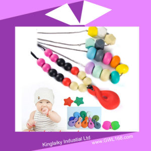 DIY Fashion Jewelry Bead Necklace for Kids Nsb-004 pictures & photos