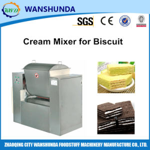 Easy Operating Wafer Machine Cream Mixer (WSD)