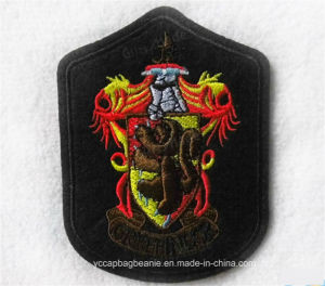Wholesale Cheap Fashion Embroidered Badges pictures & photos