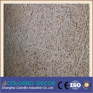 Interior Decorative Wood Wool Acoustic Panel pictures & photos