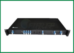 Fiber Optic Passive CWDM Multiplexer in 1u Rack Mount pictures & photos