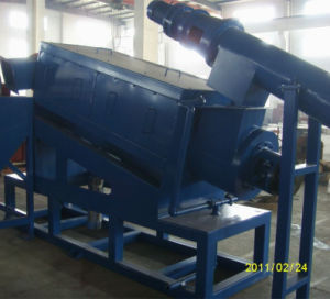 Plastic Recycling Machine Waste Bags Washing Machine pictures & photos