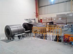 Amex Automatic Steel Oil Drum Making Line 210liter Manufacturer pictures & photos