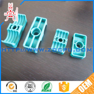 OEM Durable Hose Clip Fittings Nylon Plastic Double Pipe Clamp pictures & photos