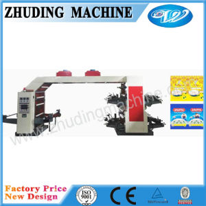 Hot Selling Color Non Woven Fabric Bag Offset Printing Machines pictures & photos
