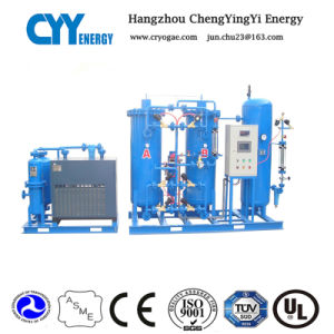 Psa Enrichment Oxygen Nitrogen Methane Technology System pictures & photos