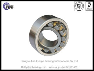 OEM Double Row Brass Cage Cylindrical Roller Bearing 22220k