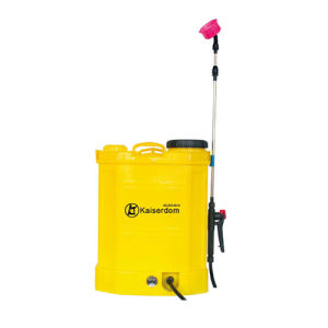 20L Electric/Battery Backpack/Knapsack Manual Agriculture Sprayer (KD-20D-001A) pictures & photos