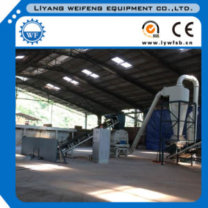 Pellet Machine Wood Pellet Machine Production Line From Liyang pictures & photos
