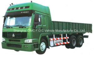 Sinotruk HOWO 6X4 Heavy Duty Cargo/Lorry Truck pictures & photos