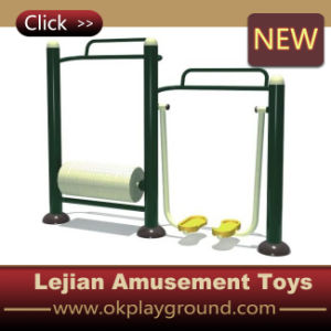 Outdoor Fitness Equipment for Leg Joging with Certificate (12164N) pictures & photos