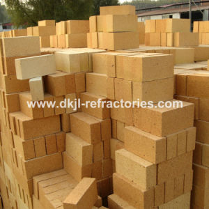High Refractoriness High Alumina Ladle Bricks for Steel Ladle Linings pictures & photos