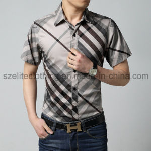 Wholesale Custom Men Dress Shirts (ELTDSJ-111) pictures & photos