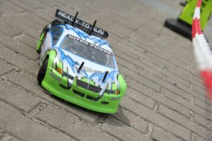 Hsp 1/10 Gas Powered 4WD Drifting RC Cars