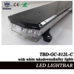 Strobe Emergency Warning Car Roof Top Lightbar 1watt/3watt (TBD-GC-812L-C) pictures & photos