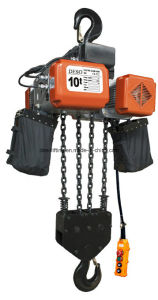 10ton Capacity Electric Chain Hoist From China pictures & photos