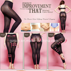 Slim Pants, Germanium Spats Shorts Leg Pants for Leggings Shaping pictures & photos