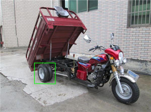300cc Heavy Trike, Water Cooling Three Wheel Motorcycle, Cargo Tricycle with Five Wheels pictures & photos