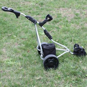 Three Wheel Electric Power Caddy with Lead Battery (DG12150-A/1) pictures & photos