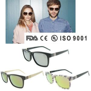 Designer Vintage Sun Glasses UV400 Womens Fashion Cat Eye Sunglasses pictures & photos
