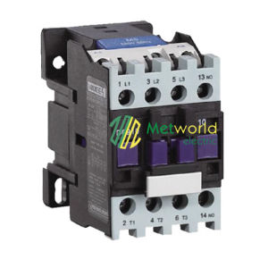 AC Contactor DC Contactor Relay Contactor Magnetic Contactor Electrical Contactor pictures & photos