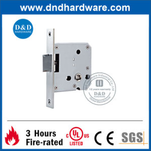 Square Head Forend Stainless Steel Door Handle Lock pictures & photos