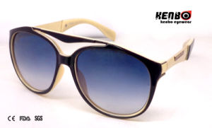 Trendy Design Fashion Sunglasses with Nice Temple CE FDA Kp50203 pictures & photos