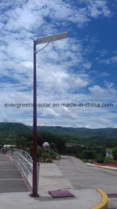 Solar Street Light with Pole pictures & photos