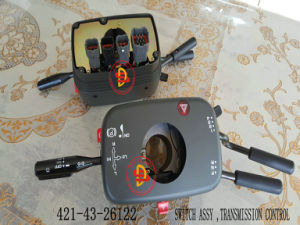 Wheel Loader Switch Ass′y 421-43-26122 for Transmission Control pictures & photos