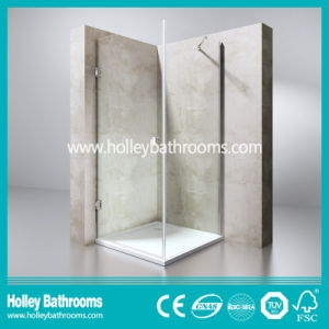 Hinger Door Modern Fashion Single Door Selling Simple Shower Enclosure (SE708C) pictures & photos