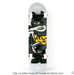 Popular Skateboard with PU Wheel (YV-3108-2) pictures & photos