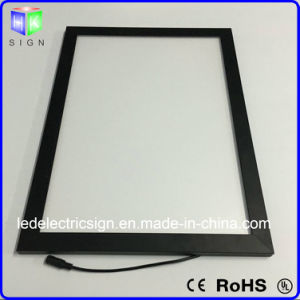 Acrylic Sheet Poster Frame LED Board Advertising Box Aluminum pictures & photos