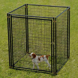 Galvanized Powder Coating Welded Mesh Dog Cage/Dog Kennel pictures & photos