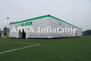Large Outdoor Inflatable Lawn Event Cube Tent pictures & photos