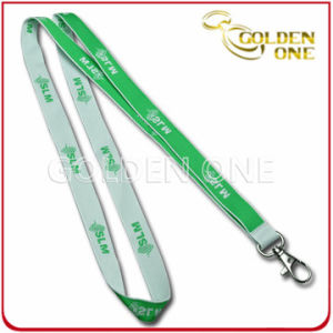 Personalized Sublimation Printing Reflective PVC Lanyard with Metal Clip pictures & photos