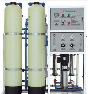 High Quality R. O Series Anti-Osmotic Seawater Desalination Device pictures & photos