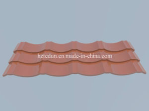 Traditional Profiled Metal Corrugatd Roof Tile (YX828) pictures & photos