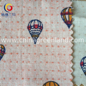 Garment Textile Printed Jacquard Fabric of Cotton (GLLML153) pictures & photos